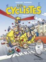 Les Cyclistes T2 : Roue libre (0), bd chez Vents d'Ouest de Panetier, Ghorbani, Astier
