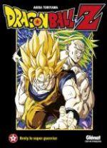 Dragon Ball Z - Les films T8 : Broly (0), manga chez Glénat de Toriyama