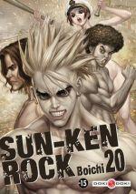 Sun-Ken Rock T20, manga chez Bamboo de Boichi