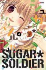 Sugar soldier T4, manga chez Panini Comics de Sakai