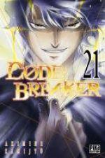 Code breaker  T21, manga chez Pika de Kamijyo