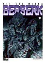 Berserk T37, manga chez Glénat de Miura