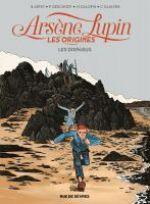 Arsène Lupin, les origines T1 : Les disparus (0), bd chez Rue de Sèvres de Abtey, Deschodt, Gaultier, Galopin