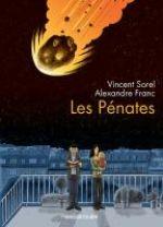 Les Pénates, bd chez Casterman de Sorel, Franc