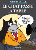 Le chat T19 : Le chat passe à table (0), bd chez Casterman de Geluck