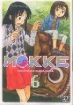 Mokke T6, manga chez Pika de Kumakura