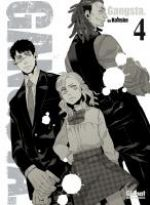 Gangsta T4, manga chez Glénat de Kohske
