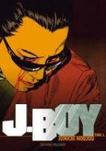J.Boy T3, manga chez Delcourt de Noujou