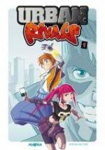 Urban rivals T1, manga chez Delcourt de Makma