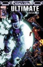 Ultimate Universe T14 : Cataclysme (2/3) (0), comics chez Panini Comics de Bendis, Fialkov, Di Giandomenico, Martinez, Bagley, Marquez, Ponsor, Mounts, Quintana, Keith