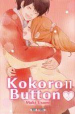 Kokoro button T11, manga chez Soleil de Usami