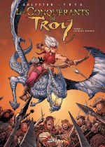 Les conquérants de Troy T4 : Le Mont Rapace (0), bd chez Soleil de Arleston, Tota, Lamirand