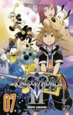 Kingdom hearts II T7, manga chez Pika de Shiro