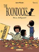 The boondocks T6 : Meurs, Hollywood ! (0), comics chez Dargaud de McGruder
