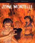 Zone mortelle T4 : Hadès (0), bd chez Delcourt de Mosdi, Vogel, Gonzalbo
