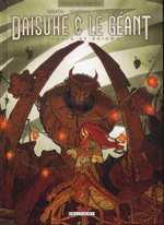Daisuke et le Géant T1 : Le trente et unième jour (0), bd chez Delcourt de Bilotta, Pagliaro, Pancini