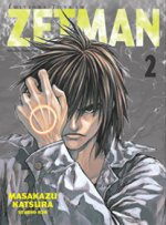 Zetman T2, manga chez Tonkam de Katsura