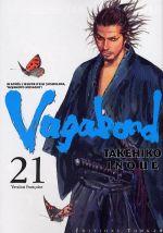 Vagabond T21, manga chez Tonkam de Inoue