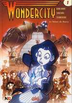Wondercity T1 : Le talent de Roary (0), bd chez Soleil de Gualdoni, Turconi, Tenderini