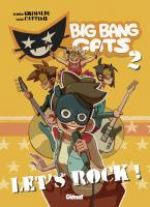 Big Bang Cats T2 : Let's rock ! (0), bd chez Glénat de Grimaldi, Cattish
