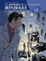 Les Mystères de la Troisième République T3 : Complot fasciste (0), bd chez Glénat de Richelle, Wachs, Boccato