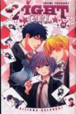 Fight girl T16, manga chez Delcourt de Tsubaki