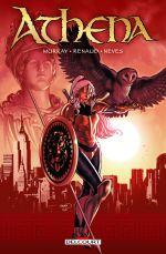 Athena, comics chez Delcourt de Murray, Renaud, Neves, Sadowski, Maiolo