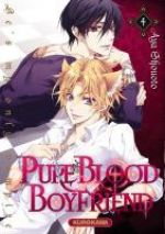 Pure blood boyfriend T4, manga chez Kurokawa de Shouoto