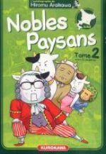 Nobles paysans T2, manga chez Kurokawa de Arakawa