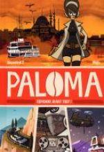 Paloma, espionne avant tout, bd chez Ankama de Mojojojo, Ancestral z