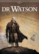 Dr Watson T1 : Le grand Hiatus (0), bd chez Soleil de Betbeder, Perovic, Daviet, Toulhoat