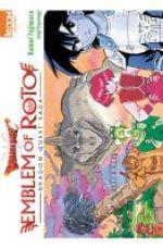 Dragon Quest - Emblem of Roto T4, manga chez Ki-oon de Fujiwara