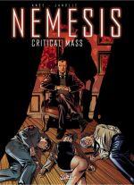 Nemesis – cycle 1, T3 : Critical mass (0), bd chez Soleil de Ange, Janolle