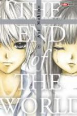 The end of the world T4, manga chez Panini Comics de Makino