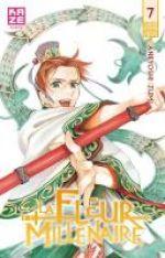 La fleur millénaire T7, manga chez Kazé manga de Kaneyoshi