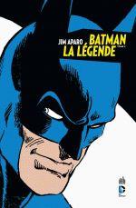 Batman, la légende T2, comics chez Urban Comics de Burkett, Goodwin, Haney, Aparo