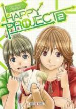 Happy project  T2, manga chez Soleil de Ochiai