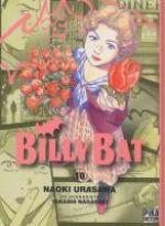 Billy Bat T10, manga chez Pika de Nagasaki, Urasawa