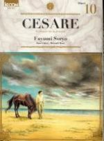 Cesare T10, manga chez Ki-oon de Hara, Soryo