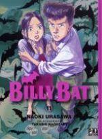 Billy Bat T11, manga chez Pika de Nagasaki, Urasawa