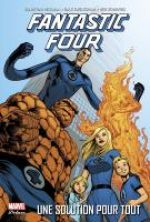 Fantastic Four – par Jonathan Hickman, T1 : Une solution pour tout (0), comics chez Panini Comics de Hickman, Edwards, Eaglesham, Mounts, Davis