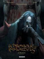 La chronique des immortels – cycle 2 : Le vampyre, T4 : Le vampyre 2 (0), bd chez Paquet de Von Eckartsberg, Chaiko