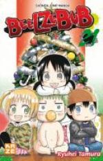 Beelzebub T21, manga chez Kazé manga de Tamura