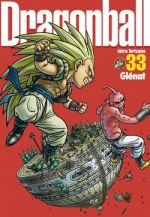Dragon Ball – Ultimate edition, T33, manga chez Glénat de Toriyama