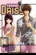 Dengeki Daisy T16, manga chez Kazé manga de Motomi