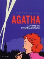 Agatha : La vraie vie d'Agatha Christie (0), bd chez Marabout de Martinetti, Lebeau, Franc
