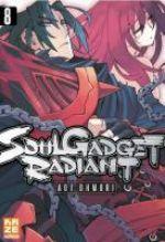 Soul Gadget Radiant T8, manga chez Kazé manga de Oomori