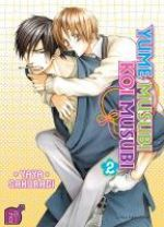 Yume musubi koi musubi T2, manga chez Taïfu comics de Sakuragi