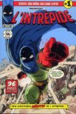 L'Intrépide T1, comics chez Ankama de Guérin, Marcus, Lapeyre, Nido