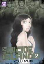 Suicide island T9, manga chez Kazé manga de Mori